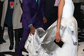 Absolutely Stunning ! Kerry Washington & Jamie Foxx