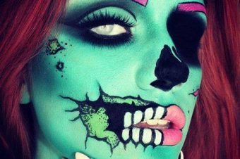 Halloween sur Twitter & Facebook !