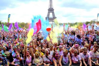 Bienvenue à The Color Run™ by Sephora – Paris !