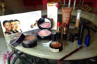 Mon Gift Bag IMAN offert par le site internet DIOUDA.FR
