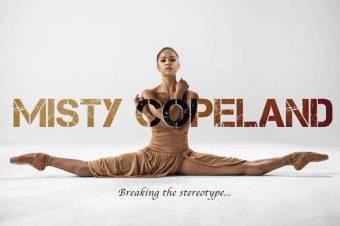 Misty Copeland, première danseuse étoile noire américaine !