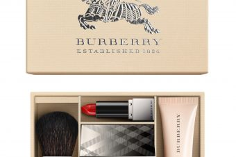 La Burberry Beauty Box !