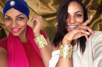 Les bijoux Karine Sultan parent les femmes !