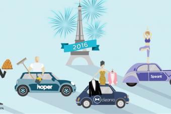 Avec Uber, le petit-déjeuner Fauchon livré GRATUITEMENT le 1er Janvier 2016 !