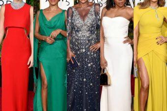 2016 Golden Globes Red Carpet !