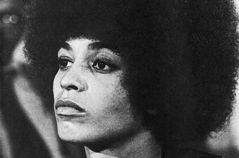 BLACK HISTORY MONTH |Angela Davis