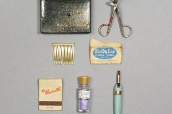 Le tiroir de la coiffeuse de Marilyn Monroe !