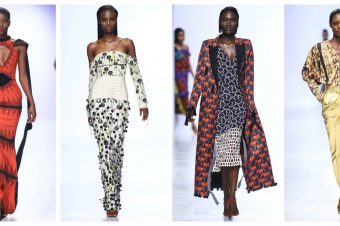 La Fashion Design Week de Lagos 2016 !