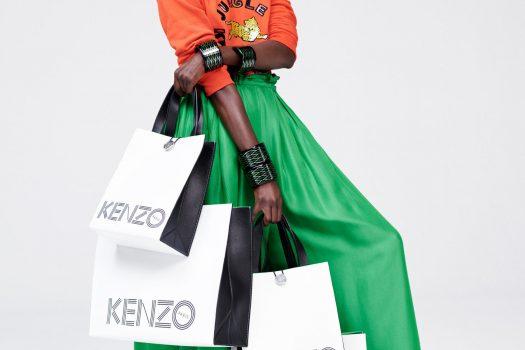 Accrochez-vous : H&M dévoile le lookbook de sa collaboration avec Kenzo !