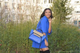 OOTD | HAPPY LITTLE BLUE BIRD…