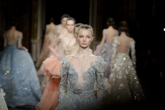 ZIAD NAKAD COLLECTION COUTURE PRINTEMPS-ETE 2017