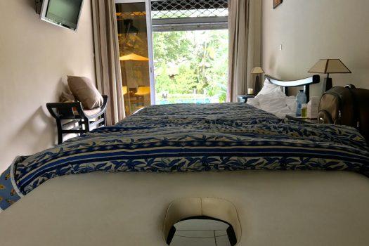 J'ai testé le massage amincissant à domicile par Juliette | DOUALA.