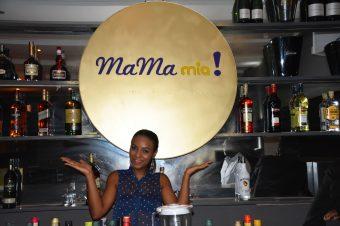 Invitée(s) à dîner au Mama Mia à Douala !