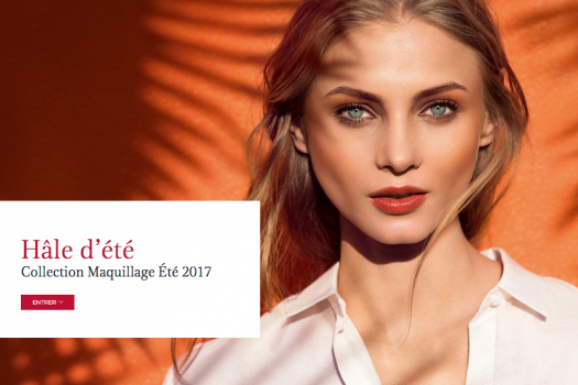 Collection Maquillage Été 2017 chez Clarins.