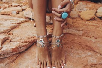 Été – Prendre soin de vos pieds !