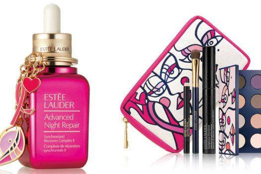 Estée Lauder & le Ruban Rose présentent la collection 2017.
