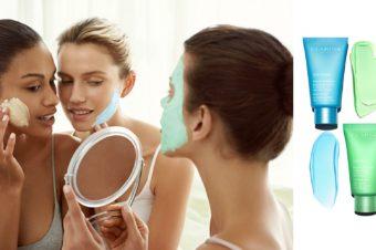 SOS Hydra, SOS Pure, SOS Comfort | Les nouveaux masques CLARINS.