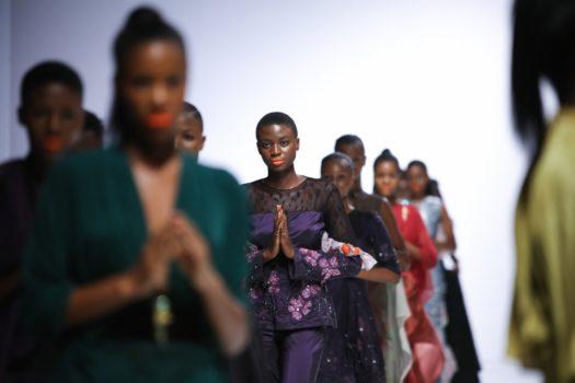 LAGOS FASHION & DESIGN WEEK |DAY 1 !