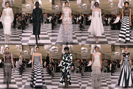 Défilé Haute Couture Printemps-Été 2018 | DIOR