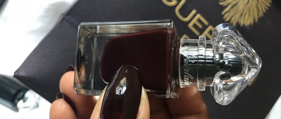 La Petite Robe Noire | Le vernis !