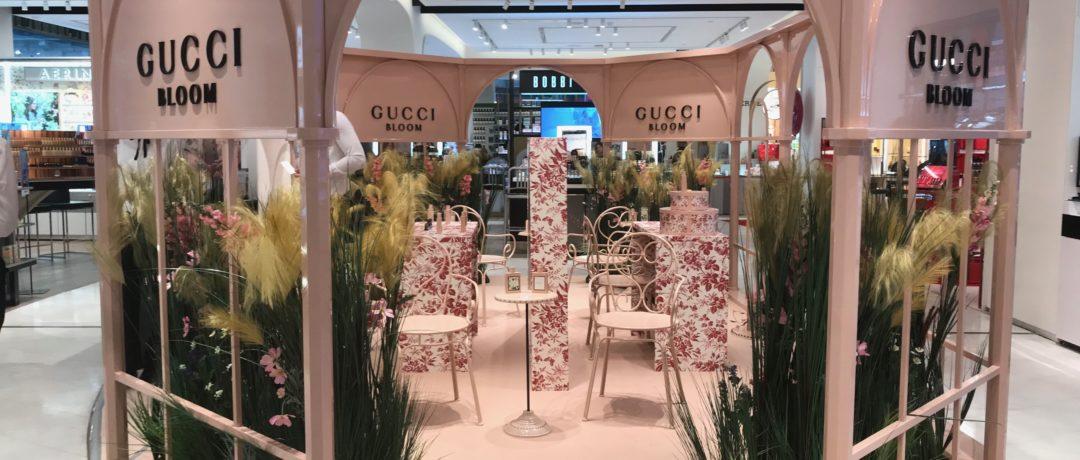 Gucci Bloom Acqua di Fiori au Printemps