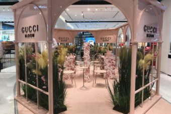 Gucci Bloom Acqua di Fiori au Printemps