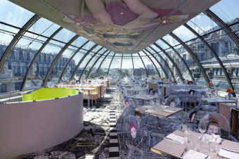 Audacieux | le restaurant KONG Paris