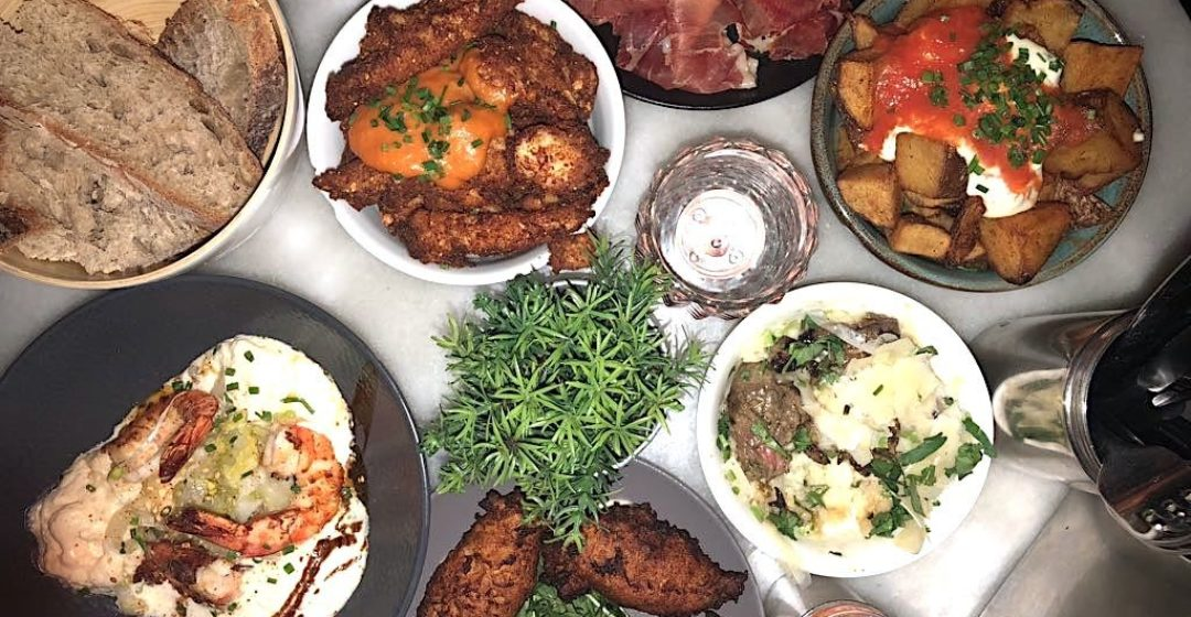 Cuisine canaille et gourmande dans le marais (Paris)   LA MANGERIE