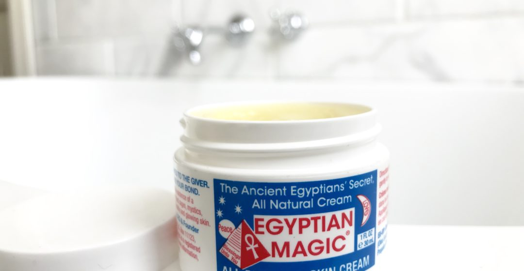 Egyptian Magic ? Mmmmouai, mais nan…