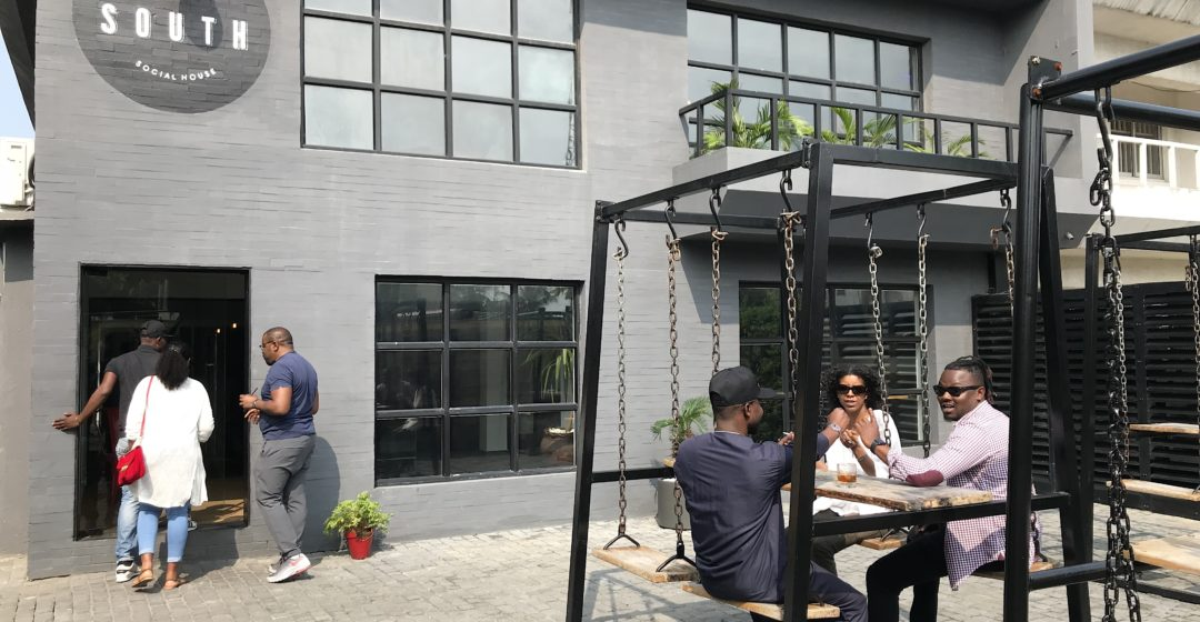 SOUTH Eatery & Social House | Lagos (Nigeria).