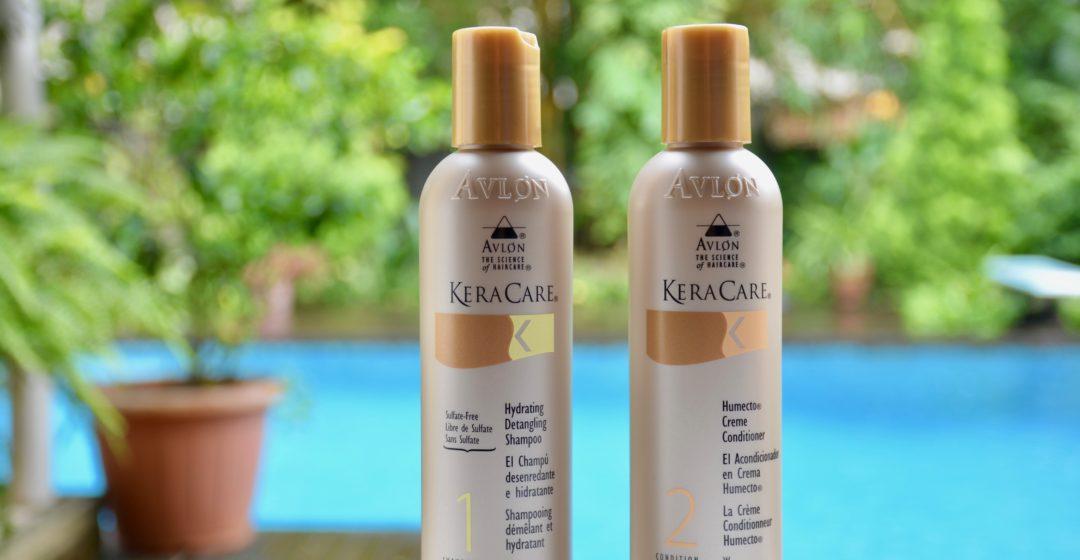 J'ai testé la gamme de soins pour cheveux Kera Care, voici mon avis !