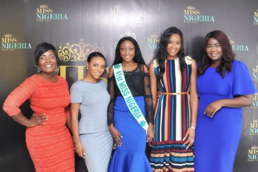 MISS NIGERIA 2018 est officiellement lancé !