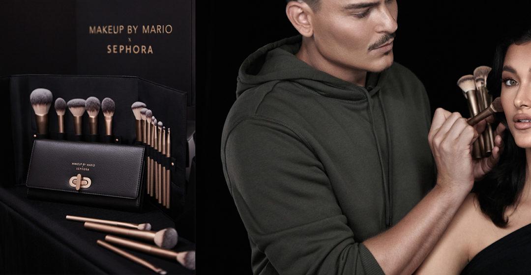Makeup by Mario x Sephora  Trois sets de pinceaux à découvrir !