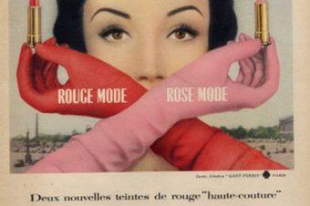 Rouge à lèvres: mode et histoire …
