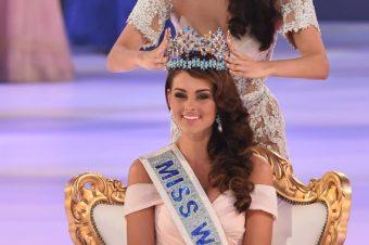 Miss Afrique du Sud couronnée Miss Monde 2014.