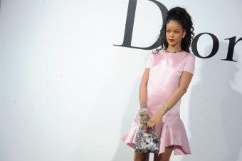 Rihanna : premier modèle noir chez Dior !