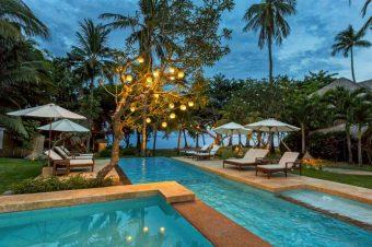 Un cadre idyllique à l'Atmosphere Resorts & Spa (aux Philippines).