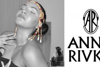 OOTD | Ma parure signée ANNA RIVKA