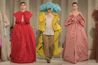La Collection Haute Couture Printemps/Été 2018 | VALENTINO (ma préférée)