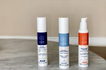 J'ai testé «Uniq-white system». Un trio de soins anti-tâche à domicile!